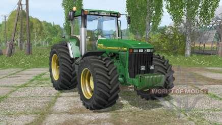 John Deere 8ꝝ00 для Farming Simulator 2015