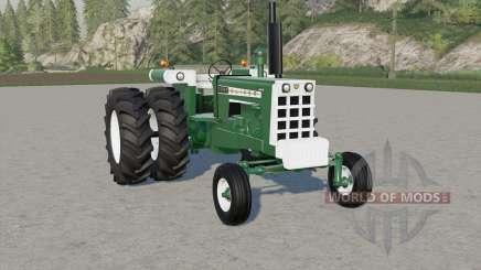 Oliver 55-series для Farming Simulator 2017