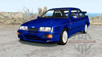 Ford Sierra RS500 Cosworth 1987 для BeamNG Drive