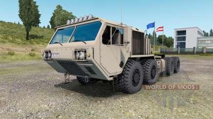 Oshkosh Hemtt (M983A4) для Euro Truck Simulator 2