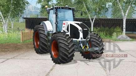 Claas Axioȵ 950 для Farming Simulator 2015