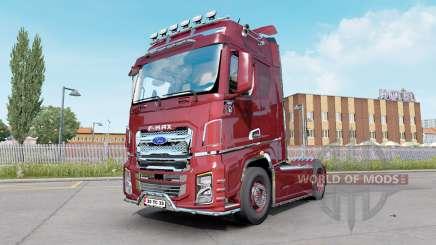 Ford F-Maꭗ для Euro Truck Simulator 2