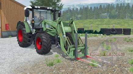 Fendt F 380 GTA Turbꝍ для Farming Simulator 2013