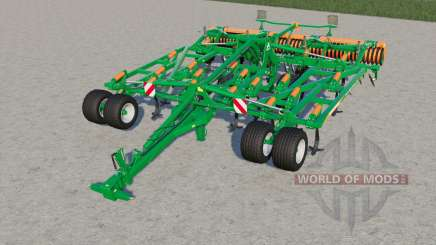 Amazone Cenius 6003-2TX Super для Farming Simulator 2017
