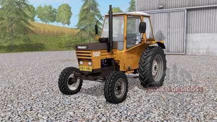 Valmet 502 & 602 для Farming Simulator 2017