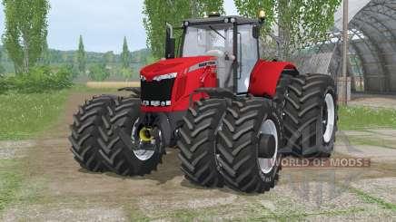 Massey Ferguson 7622 Dynᴀ-6 для Farming Simulator 2015