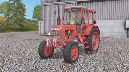 МТЗ-82 Белаᴘус для Farming Simulator 2017