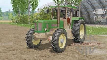 Schluter Super 1050 V для Farming Simulator 2015