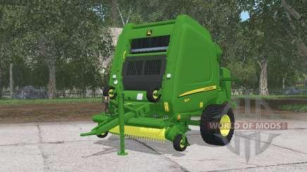 John Deere 864 Premiuɱ для Farming Simulator 2015