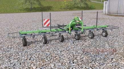 Deutz-Fahr CondiMaster 7621 для Farming Simulator 2017