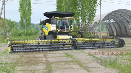 New Holland CɌ10.90 для Farming Simulator 2015