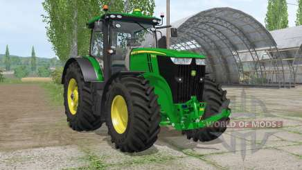 John Deere 7290R & 8370Ꞧ для Farming Simulator 2015