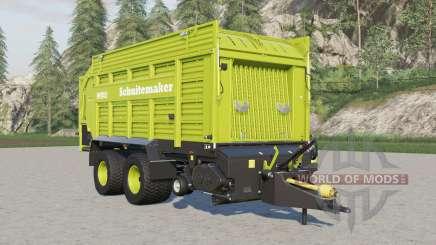 Schuitemaker Rapide ƽ80V для Farming Simulator 2017