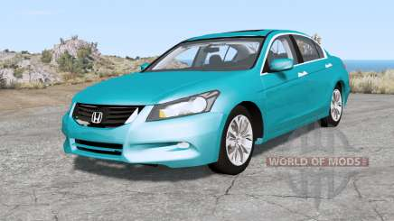 Honda Accord (CP) 2008 для BeamNG Drive