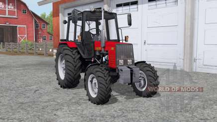 МТЗ-820 Беларуꞔ для Farming Simulator 2017