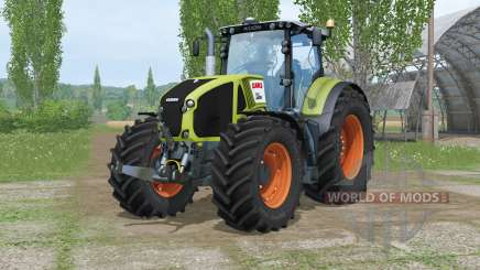 Claas Axioɴ 950 для Farming Simulator 2015