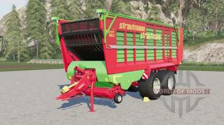 Strautmann Magnon CFS 430 DO для Farming Simulator 2017