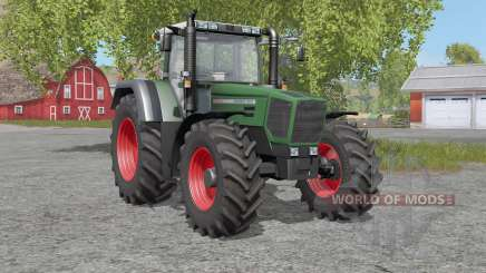 Fendt Favorit 800 Turboshifꚑ для Farming Simulator 2017
