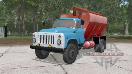 ГАЗ 53 ЗСК 10 для Farming Simulator 2015