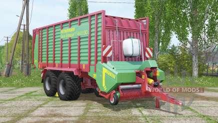 Strautmann Tera-Vitesse CFS 4601 DꝌ для Farming Simulator 2015
