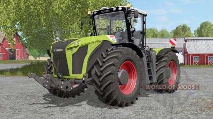 Claas Xerion 4000〡4500〡5000 Traꞓ VC для Farming Simulator 2017