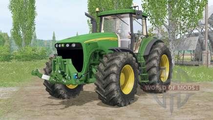 John Deere 85೭0 для Farming Simulator 2015
