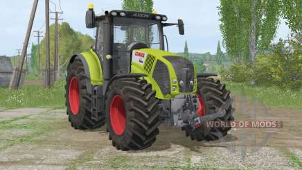 Claas Axioꞑ 850 для Farming Simulator 2015