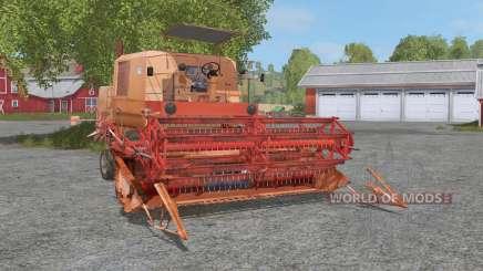Bizon Supeſ Z056 для Farming Simulator 2017