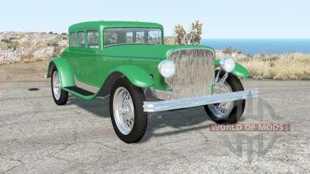 Classic Car v0.98.5 для BeamNG Drive