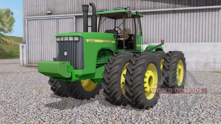 John Deere 9000-series для Farming Simulator 2017