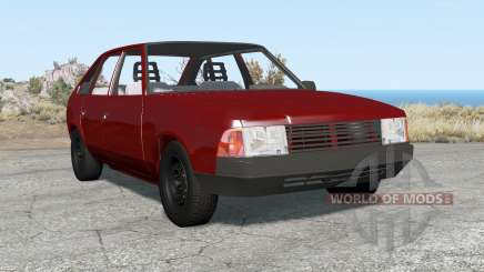 Москвич-2141 для BeamNG Drive