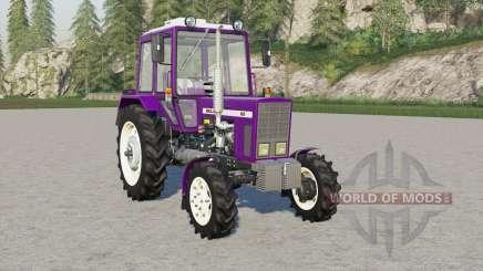 МТЗ-82 Белаꝕус для Farming Simulator 2017