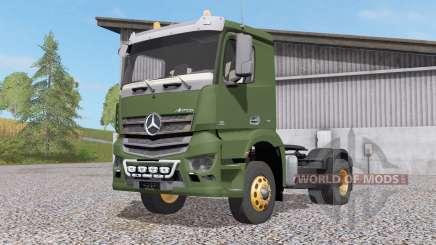 Mercedes-Benz Antoᵴ для Farming Simulator 2017
