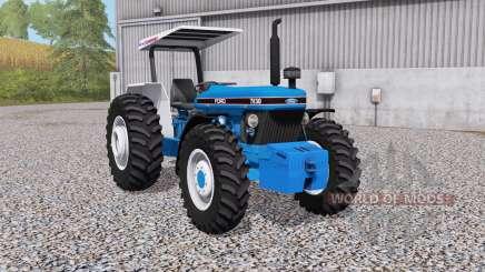 Ford 78ろ0 для Farming Simulator 2017
