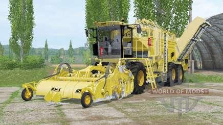 Ropa euro-Tiger V8-ვ для Farming Simulator 2015