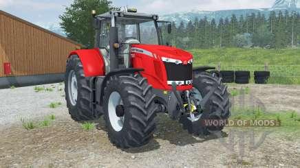 Massey Ferguson 7622 Dyna-6 для Farming Simulator 2013