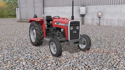 Massey Ferguson 20B〡20D〡240 для Farming Simulator 2017