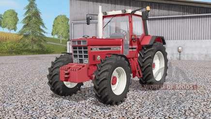 International 1255 & 1455 XL для Farming Simulator 2017
