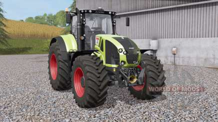 Claas Axioᶇ 900 для Farming Simulator 2017