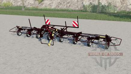 Kuhn GF 8712 metallic для Farming Simulator 2017