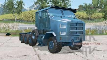 Oshkosh HET (M1070) 8x8 для Farming Simulator 2015