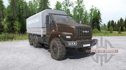 Урал-4320-6951-74 для MudRunner