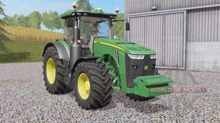 John Deere 8R-seſies для Farming Simulator 2017
