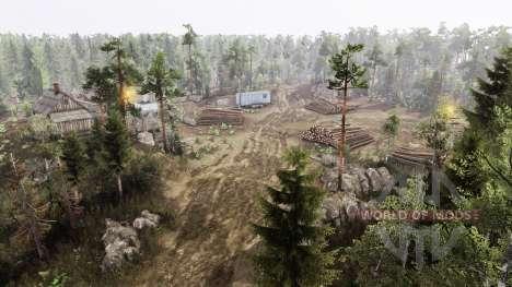 Чернобыль для Spin Tires