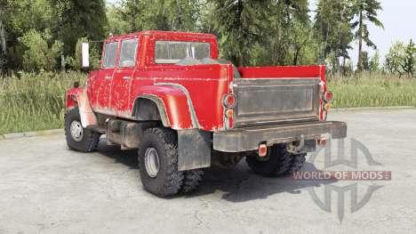 International Harvester Loadstar 1700 Crew Cab для Spin Tires