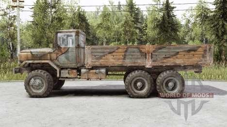 ANK Mk. 38 для Spin Tires