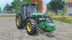 John Deere 69ვ0 для Farming Simulator 2015