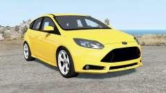 Ford Focus ST (DYB) 2013 для BeamNG Drive