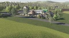 The Old Farm Countryside v1.1 для Farming Simulator 2017