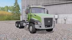 Caterpillar CT660 Tractor для Farming Simulator 2017